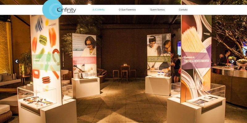 IC Infinity - Organização de Eventos Sociais e Empresáriais