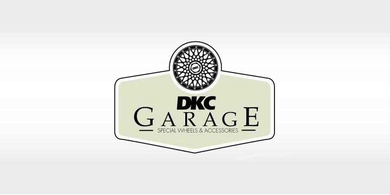 Dkc Garage Logotipo
