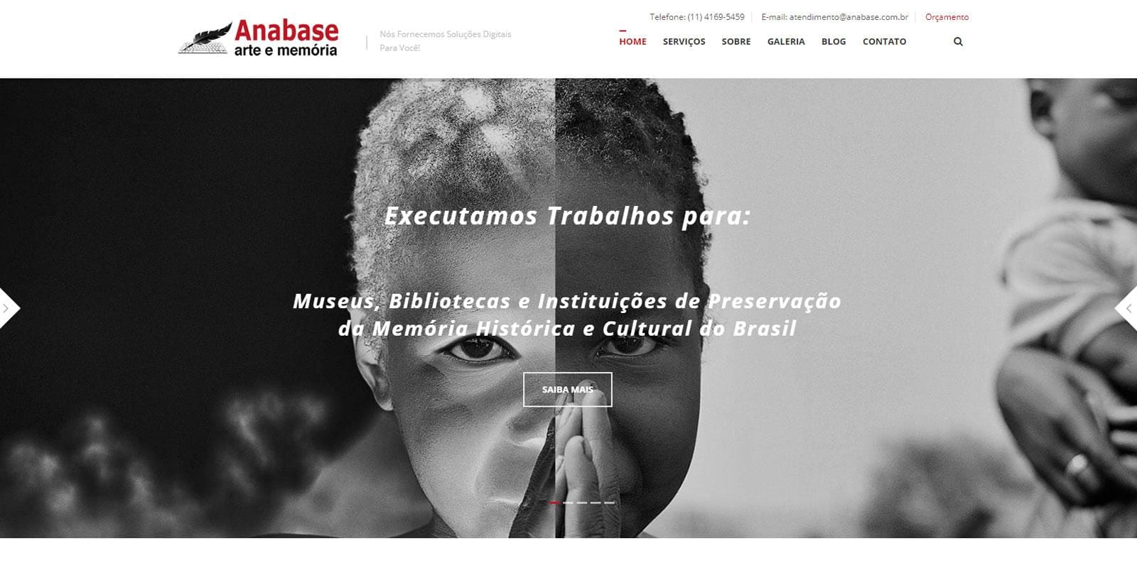 Anabase Digitalização