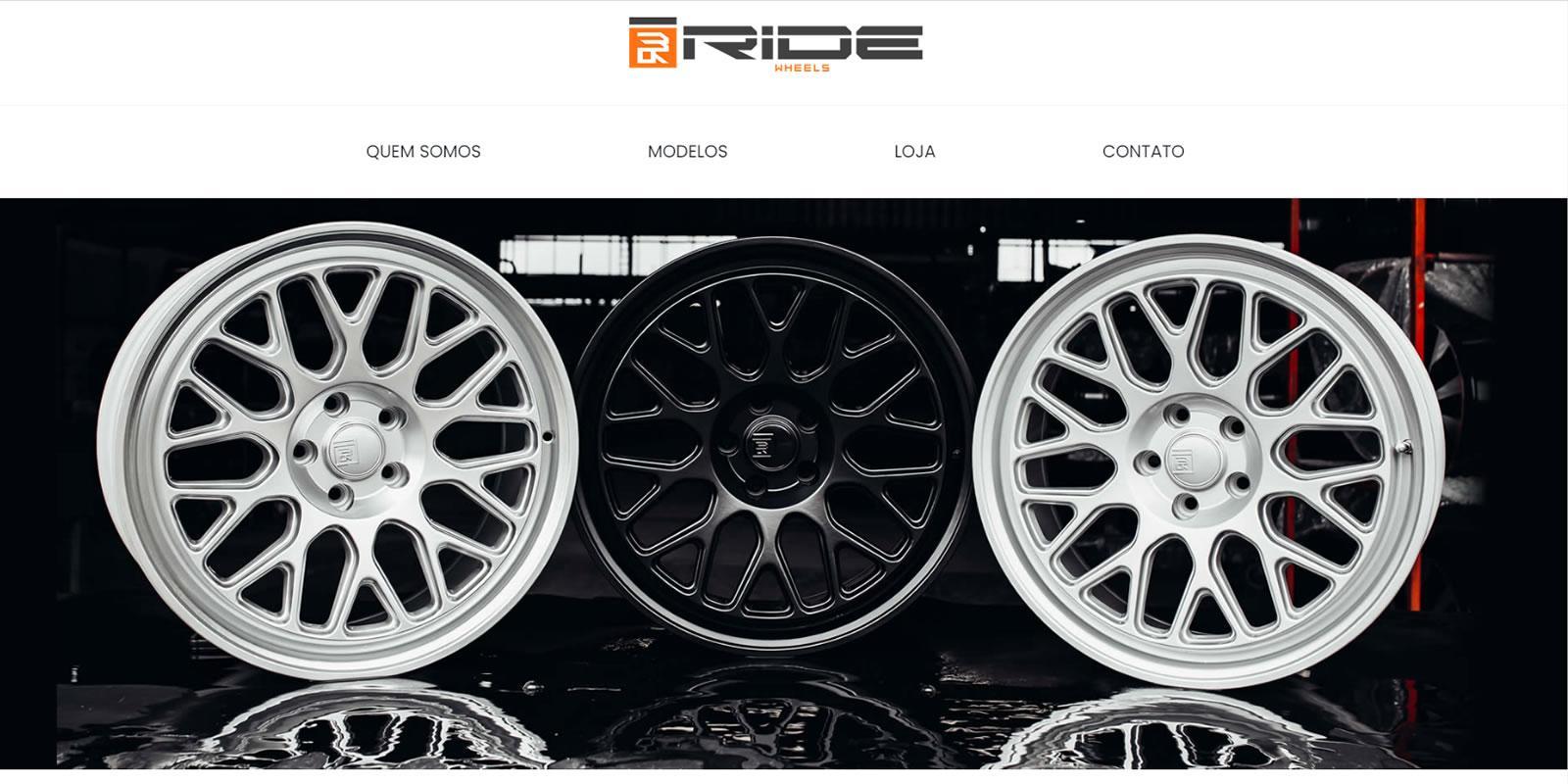 Ride Wheels Rodas Esportivas